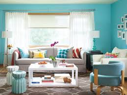awesome living room with turquoise awesome chic living room ideas