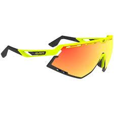 <b>RUDY PROJECT</b> Defender <b>2019</b> Cycling Eyewear black - yellow ...