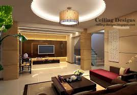 gypsum tray ceiling design with hidden lighting for living roomjpg ceiling tray lighting