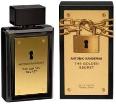 The <b>Golden Secret</b> by <b>Antonio Banderas</b> for Men - Eau de Toilette ...