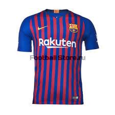 <b>Футболка игровая Nike Barcelona</b> Home 2018/19 – купить в ...