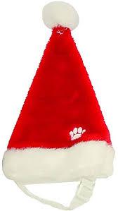 Outward Hound Kyjen 30038 <b>Dog</b> Santa <b>Hat</b> Holiday and <b>Christmas</b> ...