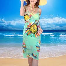 Women <b>Sexy</b> Sling Swim Skirt <b>Beach</b> Dress - Shopperstrail