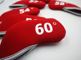 <b>Golf Clubs</b> *** <b>Wedge Golf Head Covers</b> Neoprene Case For 48 60 ...