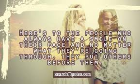 Always Keep My Smile On My Face Quotes via Relatably.com