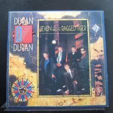Duran <b>Duran</b> - <b>Seven</b> And The Ragged Tiger - Capitol Records - ST ...