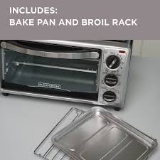 living products blkoven amazoncom blackdecker tosbd  slice toaster oven includes bake pan broi