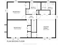 Colonial Home Floor Plans Traditional Colonial House Floor Plans    Colonial Home Floor Plans Traditional Colonial House Floor Plans