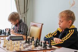 Детские шахматные сборы
