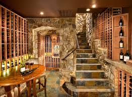 collins residence traditional wine cellar awesome wine cellar