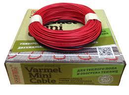 Греющий <b>кабель Varmel Mini Cable</b> 56-840Вт — купить по ...