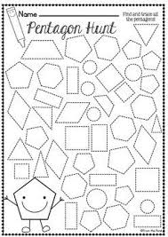 images about shapes on Pinterest Shapes Worksheet Packet   Busy Work for Shapes This packet is filled with pages to help your students keep busy  learn and have fun  My      Busy Work      packets