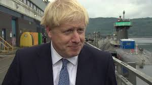 Boris Johnson to 'hold out the <b>hand</b>' for <b>new</b> Brexit deal - BBC News