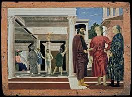"Image result for Piero della Francesca's ""Flagellation of Christ"