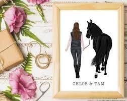 <b>Horse riding poster</b> | Etsy