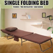 <b>Portable Fold</b> up Guest <b>Foldable Folding</b> Bed Mat Mattress Recliner ...