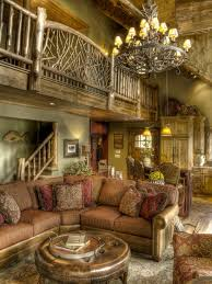 traditional family room log cabin decorating design pictures remodel decor and ideas cabin furniture ideas