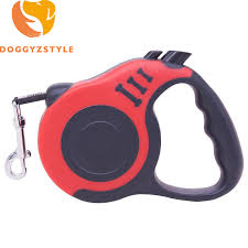 Pet Retractable Leashes <b>Dog Supplies</b> Automatic Telescopic Rope ...