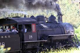 Circus Auto Parts A Star Reborn 18 And The Story Behind The Powerful Locomotive In