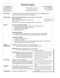 housekeeping resume template design housekeeping resume sample experience resumes throughout housekeeping resume 8403