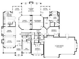 Ranch Home Floor Plans With Bonus Room   Ranch Style House Plans
