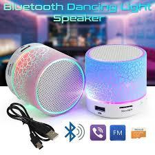 Click to Buy << <b>LED Portable Mini</b> Bluetooth Speakers <b>Wireless</b> ...