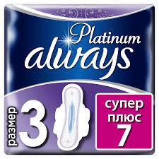 <b>Прокладки</b> для критических дней <b>Always Ultra Platinum</b> Collection ...