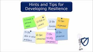 hints and tips to develop resilience create a personal vision hints and tips to develop resilience 1 create a personal vision