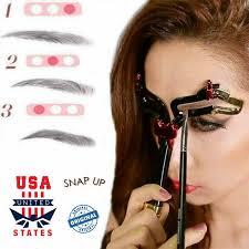 1pc Brand New <b>Adjustable Eyebrow Shaper</b> Makeup Eyebrow ...