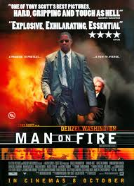 Man On Fire (El fuego de la venganza) 2004