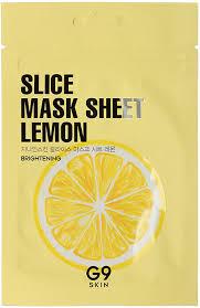 Berrisom Осветляющая <b>тканевая маска</b>-<b>слайс</b> с <b>экстрактом</b> ...