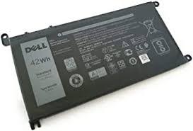 DELL Original 42Wh 11.1V 3500mAh <b>3 Cell</b> Laptop <b>Battery</b>: Amazon ...
