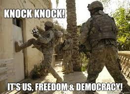 Democracy Time by el_ritardo - Meme Center via Relatably.com