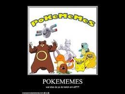 Red, Blue, Yellow Pokemon Wild battle theme -- with memes - YouTube via Relatably.com