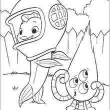 Small Picture Chicken little coloring pages Hellokidscom