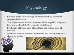child psychology topic suggestions for research paperspsychology topics for a research paper