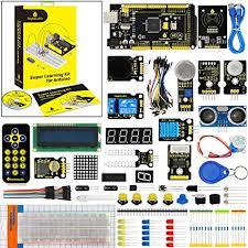 Buy <b>Keyestudio Super Starter Kit</b> Rfid <b>Learning Kit</b> for Arduino with ...