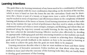 good learning criterion referenced assessment feedback and john hattie visible learning for teachers maximizing impact on learning p47