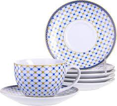 <b>Чайный</b> сервиз Loraine, 28591, 220 мл, 12 предметов — купить в ...