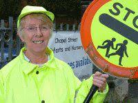 Relief for school as <b>Rose</b> takes over as <b>lollipop lady</b> | The Mail