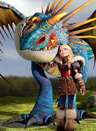 Image result for astrid and stormfly