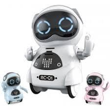 Купить <b>Карманный интерактивный робот</b> - JIA-939A в Нижнем ...