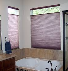 curtains bathroom windows window treatment ideas