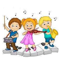 Картинки по запросу картинки о музыке и детях