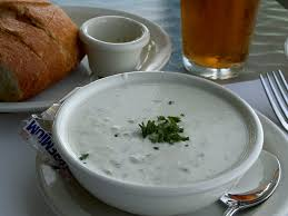 Narragansett Beer | National New England Clam Chowder Day!