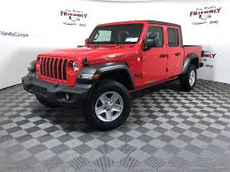 New 2020 Jeep Gladiator For Sale at Jim Riehl's Friendly Chrysler ...