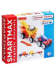 <b>Магнитный конструктор</b> SmartMax/ Специальный набор инерц ...
