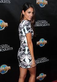 Universal Studios Hollywood Halloween Horror Nights Kick Off. Vanessa Hudgens Eiza Gonzalez And Wilmer Valderrama Attend Halloween Horror Nights Kick Off