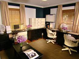 work office decorating ideas fabulous office home design with long wall mounted l shaped desk chic shaped home office