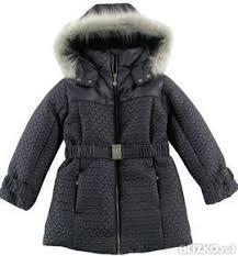 Детское <b>пальто для девочек</b> 116р <b>WOJCIK</b> от компании Весёлый ...
